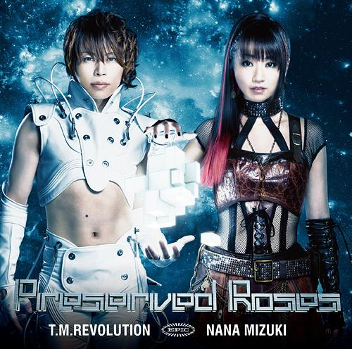 Image result for T.M.Revolution x Nana Mizuki - Preserved Roses