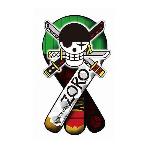 Magcolle Magnet Sheet One Piece Zoro New World Ribbon Type