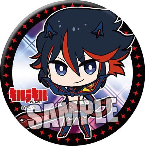 Kill La Kill Tin Badge Ryuko Matoi Kamui Senketsu Ver