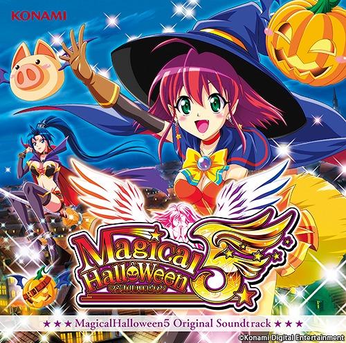 CDJapan : Magical Halloween 5 Original Soundtrack [CD+DVD] V.A. CD ...