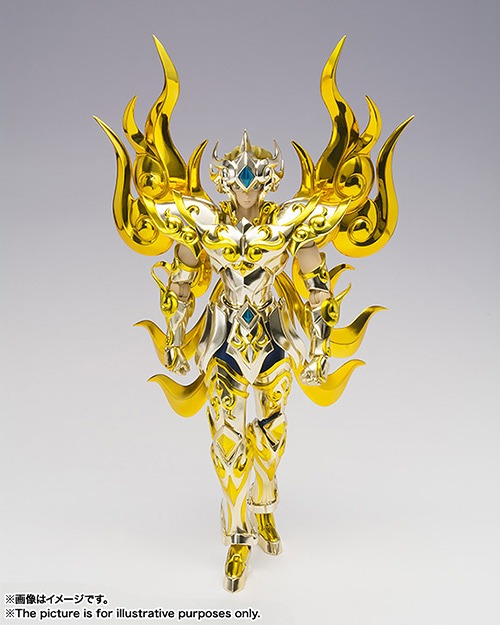 Saint Seiya - Soul of Gold - Myth Cloth EX Leo Aioria