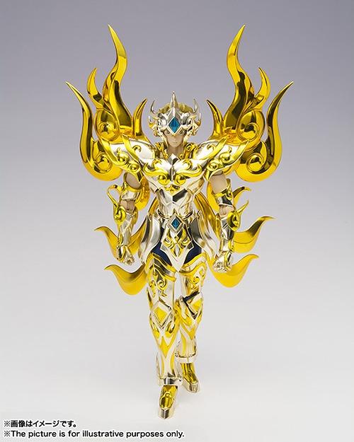 Saint Seiya - Soul of Gold - Myth Cloth EX Leo Aioria