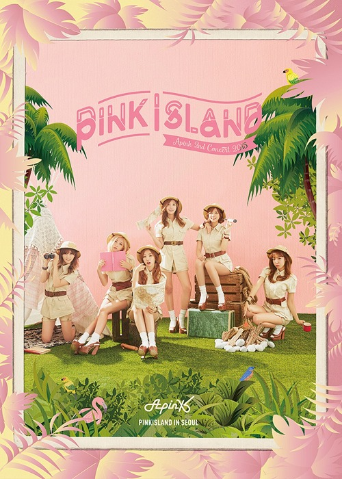 [Concert] APINK 2nd CONCERT PINK ISLAND IN SEOUL [DVD ISO]