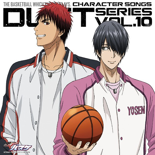 Cdjapan kurokos basketball kuroko no basuke tv anime kurokos basketball kuroko no basuke tv anime character song duet series vol10 voltagebd Image collections