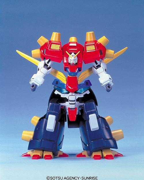 Cdjapan Mobile Fighter G Gundam 1 144 Devil Gundam Collectible