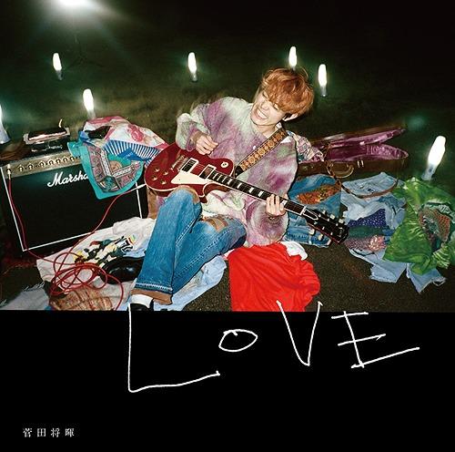 Image of Masaki Suda - LOVE