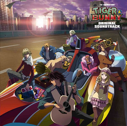 Tiger bunny drama cd download / Selector infected wixoss episode 1 dub