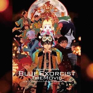 Cdjapan Blue Exorcist Ao No Exorcist The Movie Original Soundtrack Animation Soundtrack Cd Album