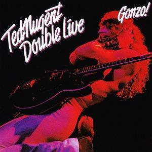 Cdjapan Double Live Gonzo Blu Spec Cd2 Ted Nugent Cd Album