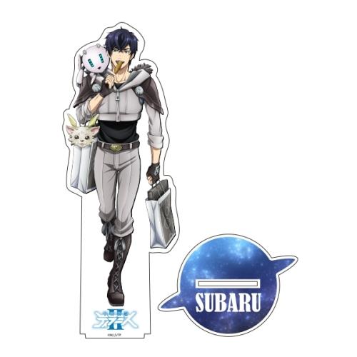 Cdjapan Space Battleship Tiramisu Acryl Figure Stand Subaru
