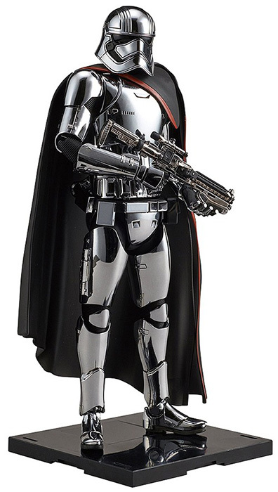 Star Wars The Force Awakens 1/12 Captain Phasma