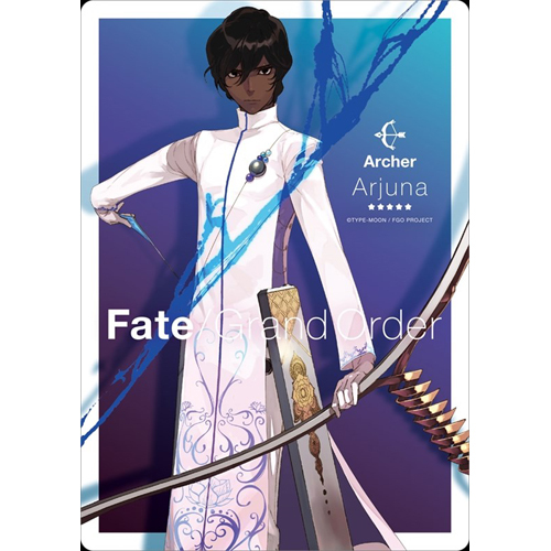 Fate/Grand Order Mouse Pad Archer/Arjuna
