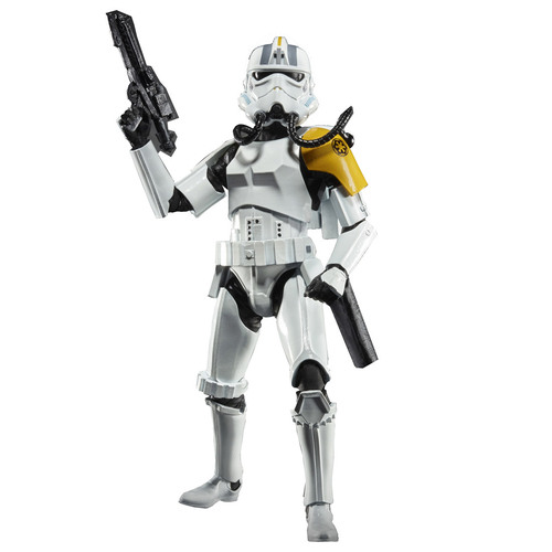 Star Wars Black Series Jump Trooper 6 Inch Action Figure