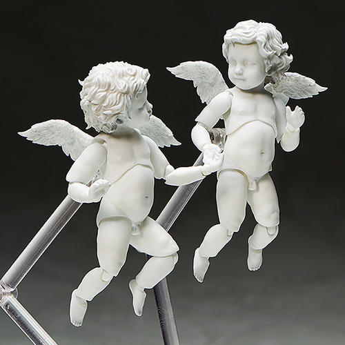 figma table museum angel statue one person ver.