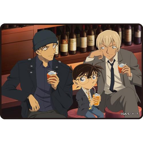 Case Closed (Detective Conan) 3WAY Blanket Conan Edogawa & Shuichi Akai &  Toru Amuro