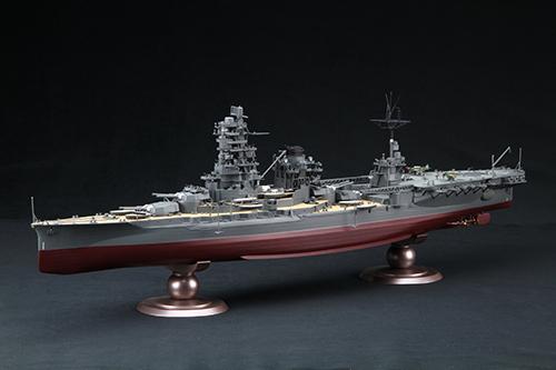 1/350 Ships Series SPOT No  25 Operation No  25 First Air Squadron Set (Air  Battleship Ise, Hinata)