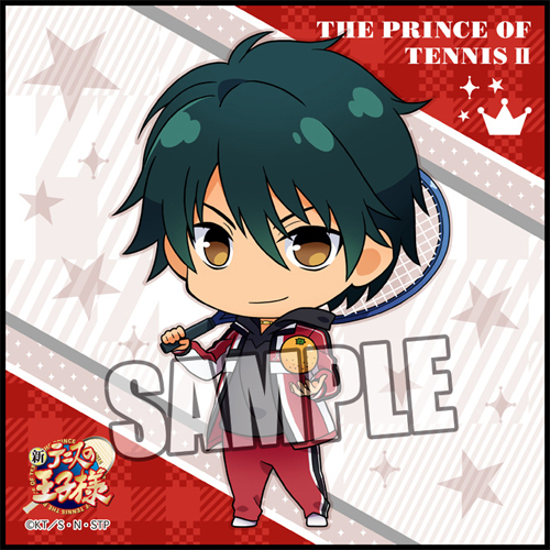 CDJapan : New Prince Of Tennis Micro Fiber Mini Towel