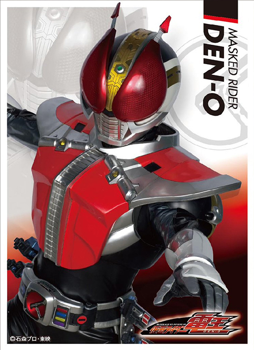 Character Sleeve Kamen Rider Den-O (Masked Rider Den-O) Kamen Rider Den-O  (Masked Rider Den-O) (EN-506)