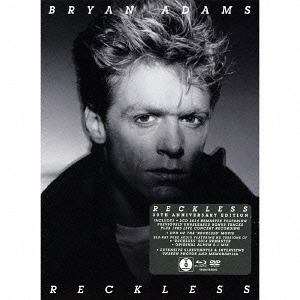 Cdjapan: reckless 30th anniversary super deluxe edition [2shm-cd+.