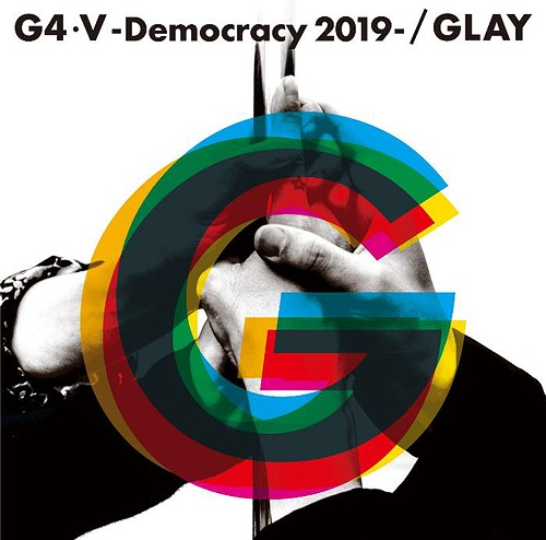 Image of GLAY - G4·V-Democracy 2019-