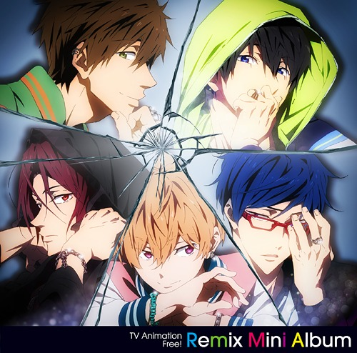 Cdjapan free anime remix mini album animation cd album voltagebd Gallery