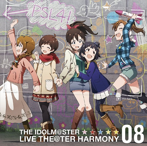 """The Idolm@ster (Idolmaster) Million Live!"" THE IDOLM@STER LIVE THE@TER HARMONY 08"