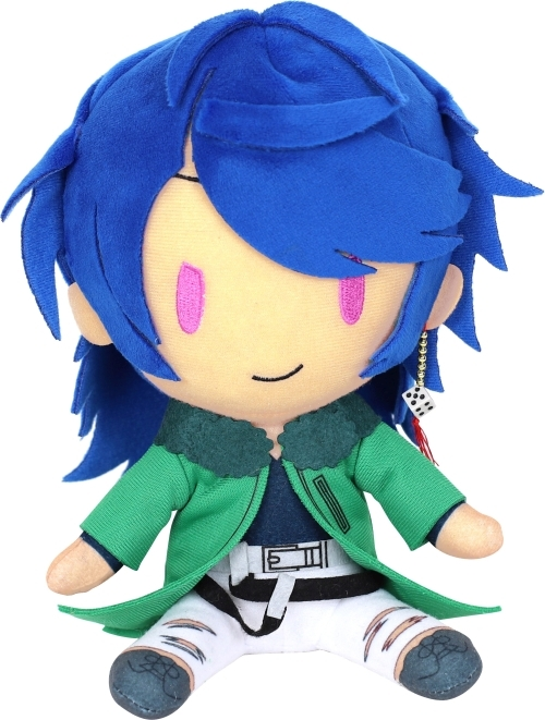 Hypnosismic Amemura ramuda Plush 22cm MOVIC Doll Stuffed toy anime From JAPAN