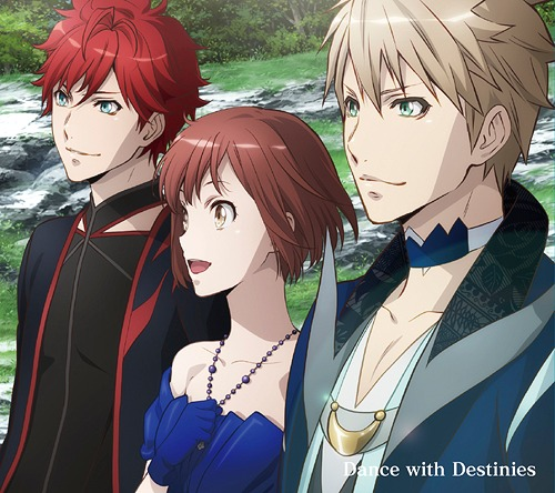 Cdjapan Quot Dance With Devils Tv Anime Quot Musical