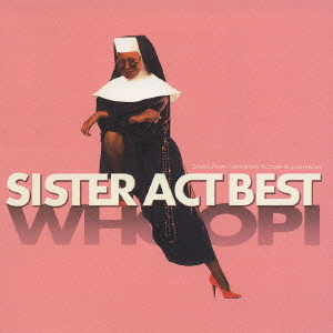 Cdjapan Sister Act Best Original Soundtrack Cd Album