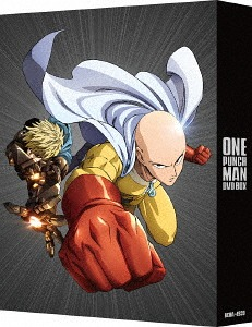 One Punch Man (English Subtitles) DVD Box [Limited Release]
