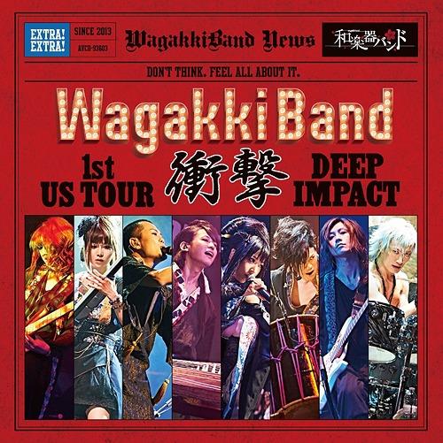 Wagakki Band Us Tour