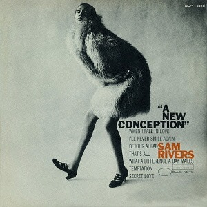 cdjapan a new conception shm cd sam rivers cd album