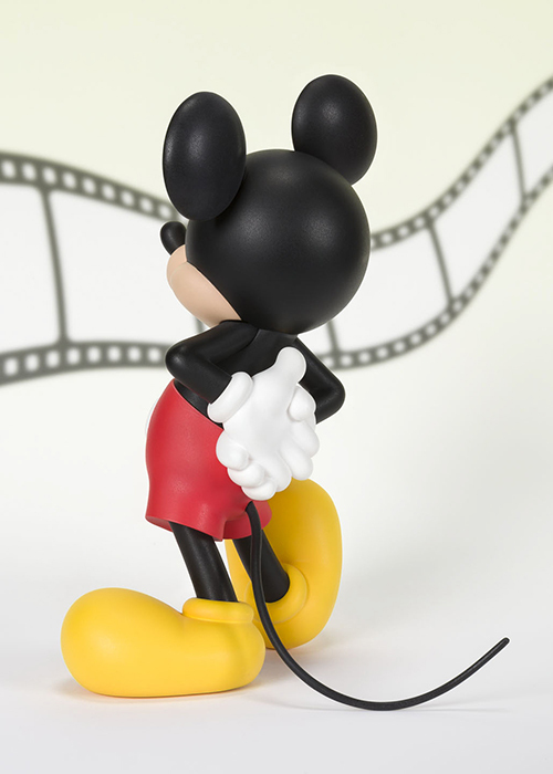 Figuarts ZERO Disney MICKEY MOUSE 1930s PVC Figure BANDAI NEW from Japan