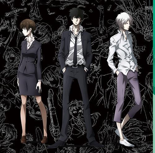 Cdjapan Psycho Pass Complete Original Soundtrack 2cdregular