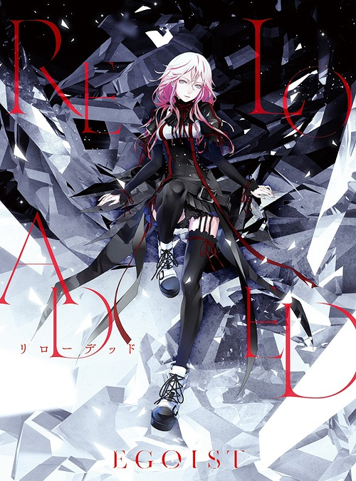 Cdjapan Reloaded W Dvd Limited Edition Egoist Cd Maxi