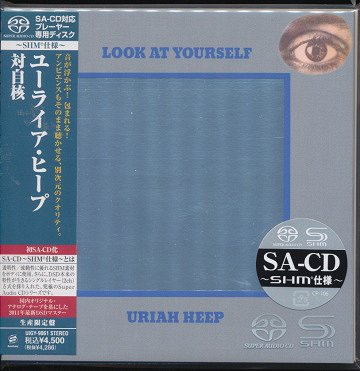 Look at Yourself [SHM-SACD] [Limited Release]