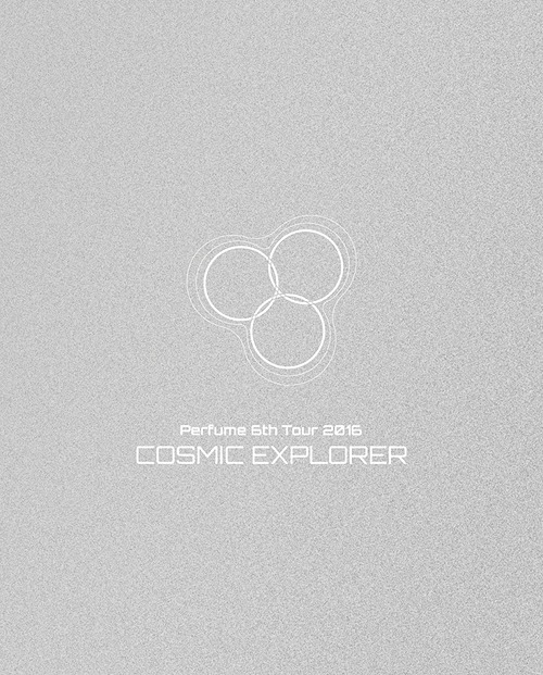Cdjapan Perfume 6th Tour 2016 Quot Cosmic Explorer Quot Limited