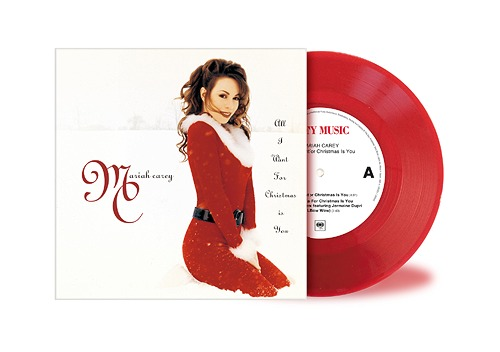 Mariah Carey Christmas Png.All I Want For Christmas Is You Limited Release