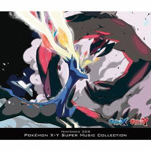 Cdjapan Nintendo 3ds Pokemon X Y Super Music Collection Game Music