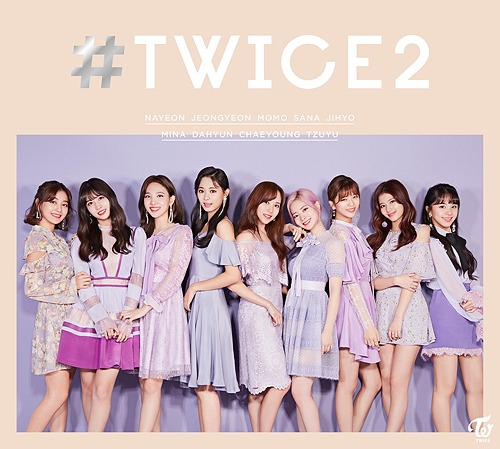 #TWICE2 [CD + Photo Book / Limited Edition / Type A]