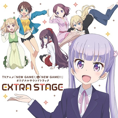 "CDJapan : ""New Game!"" & ""New Game!!"" Anime Original"