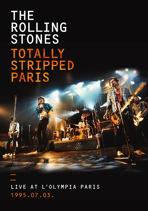 Cdjapan Totally Stripped Live At L Olympia Paris 1995