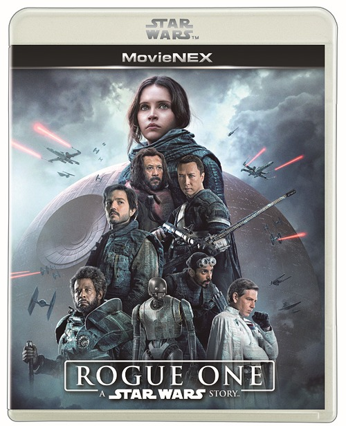cdjapan rogue one a star wars story movienex blu ray dvd