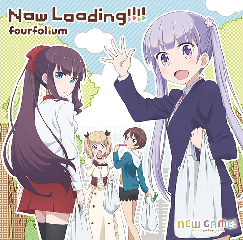 Anime Outro Theme Now Loading Fourfolium Yuuki Takada Megumi Yamaguchi Toda Ayumi Takeo CD Album