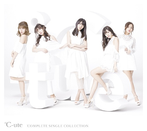 Complete Single Collection / C-ute