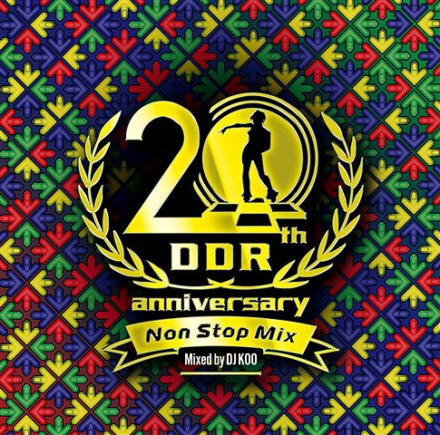 Dance Dance Revolution 20th Anniversary Non Stop Mix Mixed by DJ KOO