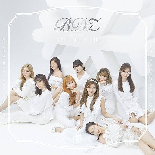 Cdjapan Bdz Repackage Regular Edition Twice Cd Album