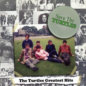 Cdjapan Save The Turtles The Turtles Greatest Hits The