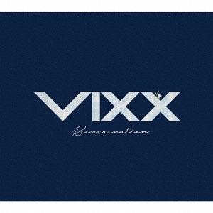 [CD] VIXX / Reincarnation [w/ DVD, Limited Edition]  (IMPI) {MASTER}