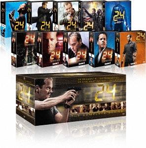 24 Complete DVD Box w/